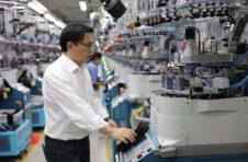 上海中昊针织积极打造自主品牌 预计今年全年出口同比增10%
