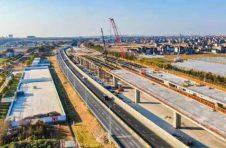 上海这条新建快速路建设突破重要节点,全线贯通后25分钟直达浦东机场