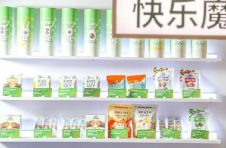 儿童零食集合品牌WEEEEE!首家快闪店空降上海大悦城,一起传递快乐魔力